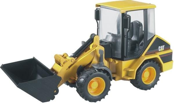 Bruder 02441 CAT Catterpillar Kompaktgelenk Radlader Model 908 Maßstab 1:16