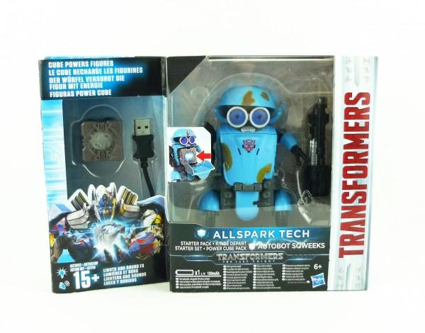 Transformers Allspark Tech Autobot Sqweeks C3481 Starter Set Power Cube