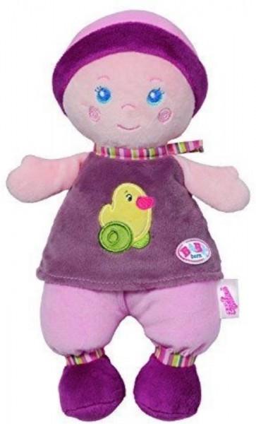 Zapf Baby Born für babies Plüschpuppe Lieblingspuppe ca 26cm