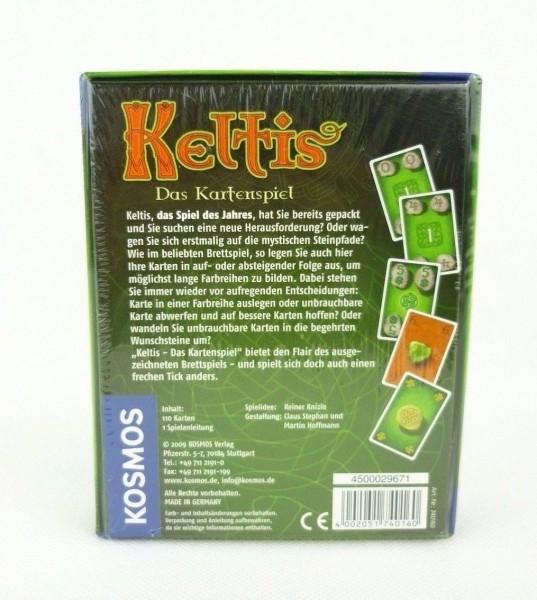 Keltis Das Kartenspiel Kosmos 740160 Mitbringspiel Familienspiel
