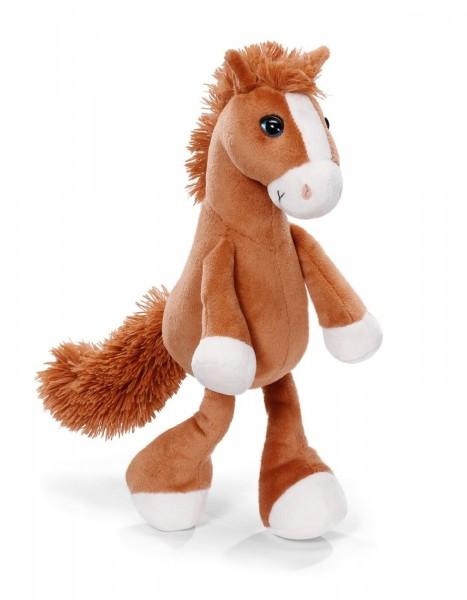 Nici 40577 Soul Mates Pferd braunes Fohlen Little 20cm Plüsch Kuscheltier