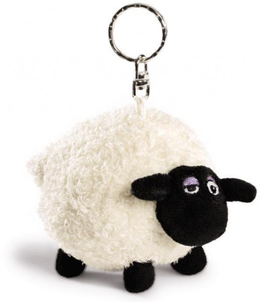 Nici Schlüsselanhänger 33099 Shaun das Schaf Shirley Plüsch Keyholder