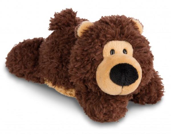 Nici 44068 Grizzlybär Criz Lee liegend ca 20cm Plüsch Kuscheltier Forest Friends