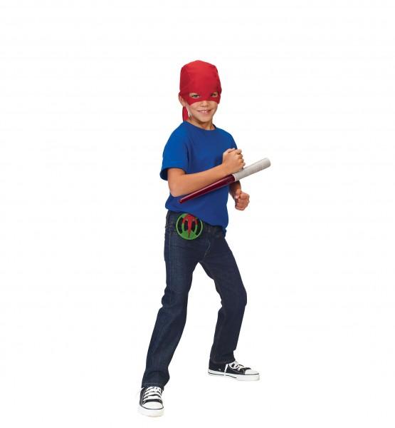 Rise of the Teenage Mutant Ninja Turtles TMNT Rollenspielset 82054 Raphael