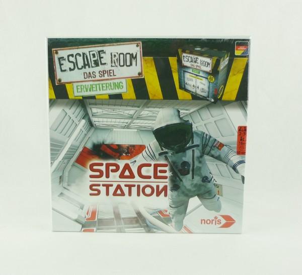 Escape Room Das Spiel Erweiterung - Space Station 2-5 Spieler