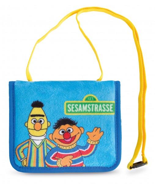 Nici 43516 Brustbeutel Sesamstraße Ernie & Bert ca 13x10cm