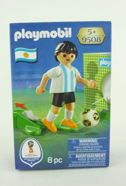 Playmobil 9508 FIFA Worldcup Russia 2018 Nationalspieler Argentinien