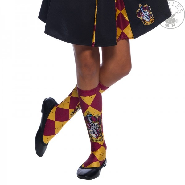 Rubies 339025 Harry Potter Gryffindor Socken Socks Einheitsgröße 6+ Jahre
