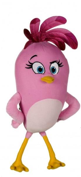 Angry Birds STELLA pink Plüsch Kuscheltier ca 26cm Vogel 6127