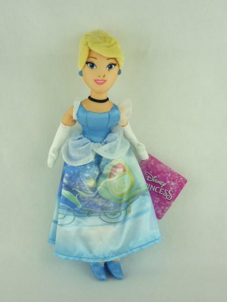 Disney Princess Puppe Cinderella Plüsch Kuscheltier ca 25cm