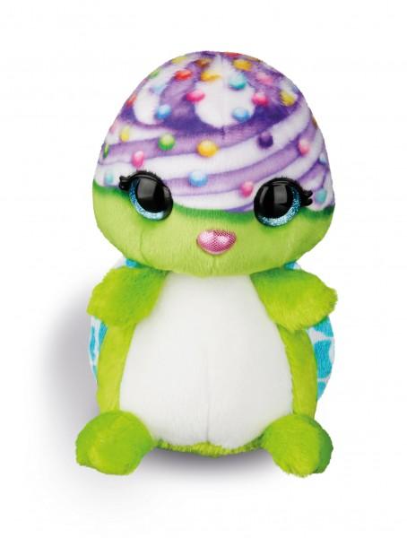 Nici 41838 Nicidoos Candy Edition Schildkröte Chocnana ca 16cm Plüsch Kuscheltier