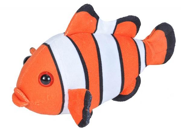 Wild Republic 21537 Anemonenfisch Clownfish ca. 21cm Plüsch Kuscheltier