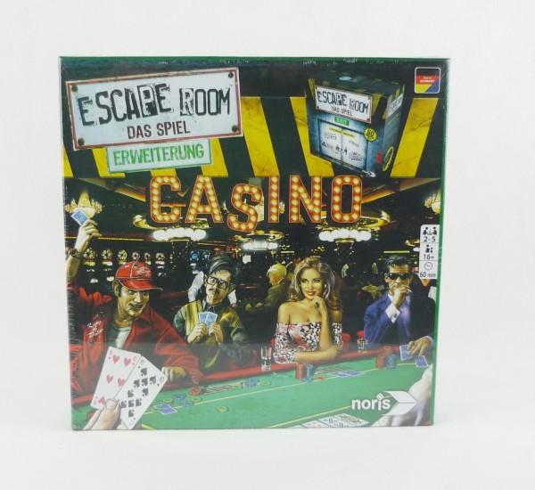 Escape Room Das Spiel Erweiterung - Casino 2-5 Spieler