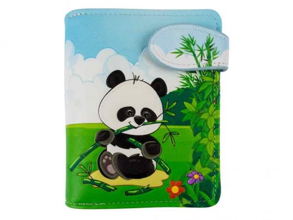 bb Klostermann Geldbeutel Geldbörse Wild & Fun 51200 Panda