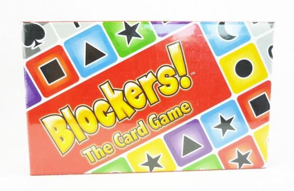 Blockers! The Card Game Kartenspiel englisch 2-4 Spieler