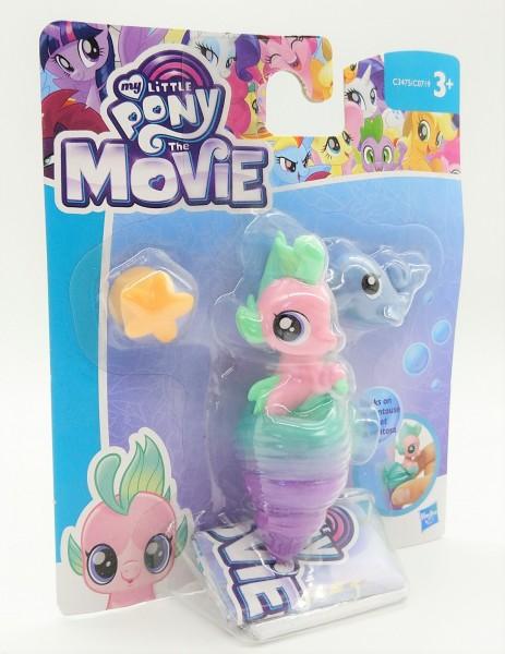 My Little Pony The Movie Seepferdchen rosa/türkis mit Saugnapf C3475