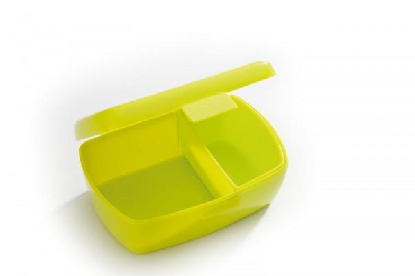 Nici 41104 Brotdose Panda Yaa Boo & Schlange 17 x 12 x 6,8cm Lunchbox
