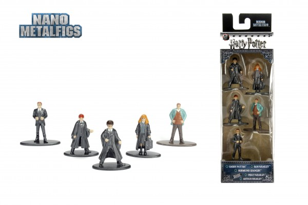 Harry Potter Nano Metalfigs Figurenset 98666 Die-Cast Metal Sammelfiguren