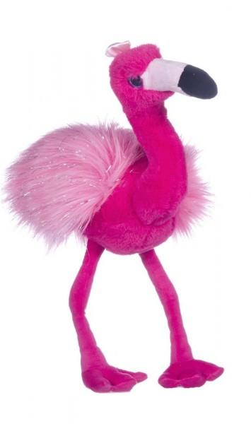 Camilla der Flamingo Serie 2 ca 28cm pink Plüsch Kuscheltier