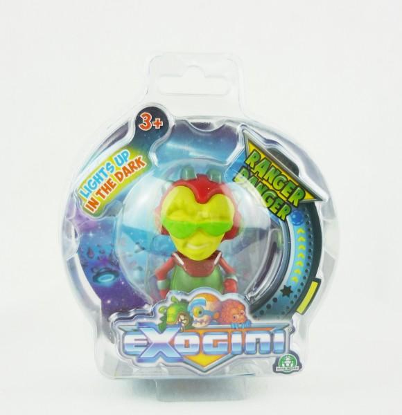 Exogini Sammelfigur Glow in the Dark - Ranger Danger