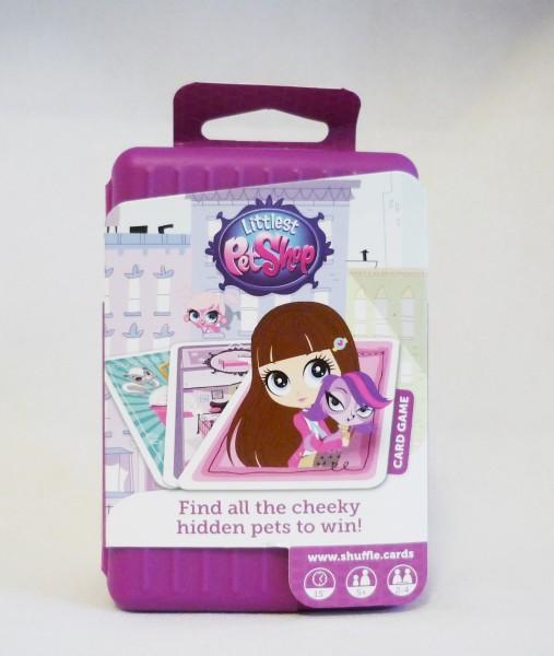 Cartamundi Shuffle Card Game Littlest Pet Shop Kartenspiel 2-4 Spieler englisch