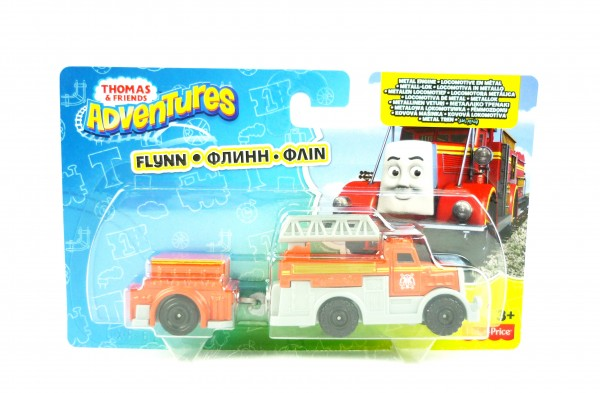 Thomas & Friends Adventures Eisenbahn Metall-Lokomotive Flynn DXR62