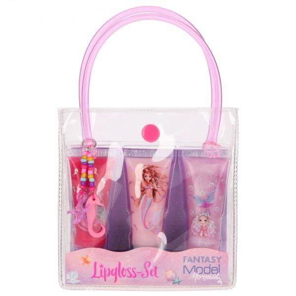 Fantasy Model Lipgloss Set im Täschchen Meerjungfrau Meermaid 5351