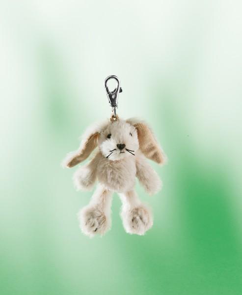 Schaffer 0180 Schlüsselanhänger Hase Peppone Plüsch ca 12cm