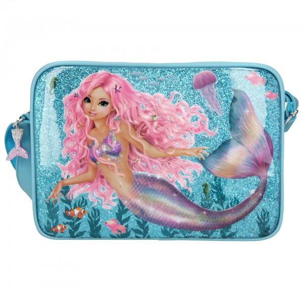 Depesche 11047 Fantasy Model Umhängetasche Meerjungfrau Mermaid