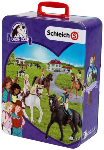 Schleich Horse Club Aufbewahrungs-Koffer XXL für Pferde und mehr 3115