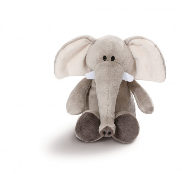 Nici 43626 Zoo Friends Elefant ca 20cm Plüsch Kuscheltier