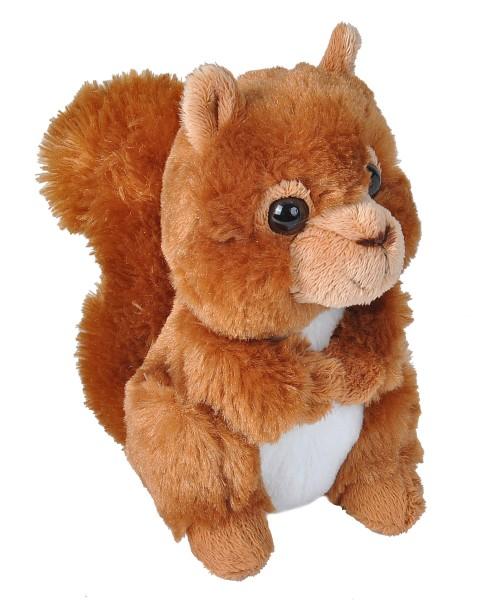 Eichhörnchen red Squirrel ca 16cm Plüsch Hug´ems Wild Republic 21252