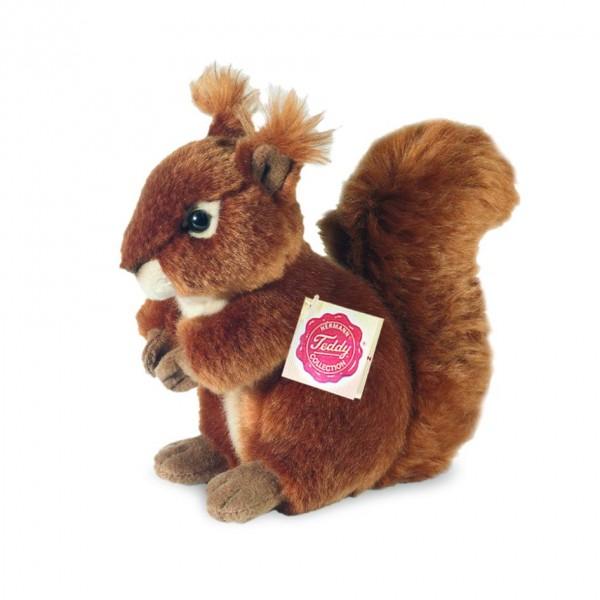 Teddy Hermann 90818 Eichhörnchen Squirrel Plüsch Kuscheltier ca 17cm