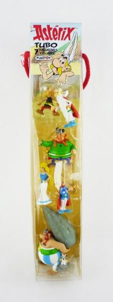 Asterix und Obelix Figurenset Spielset 7 Mini-Figuren Dorfbewohner PLA70385