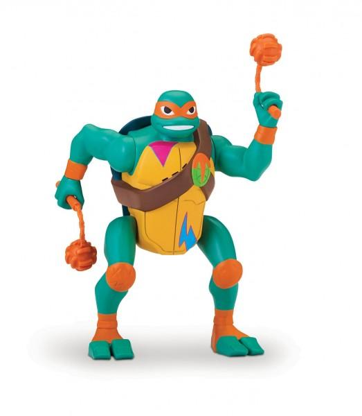 Rise of the Teenage Mutant Ninja Turtles Pop-Up Ninja Attack Michelangelo 81403