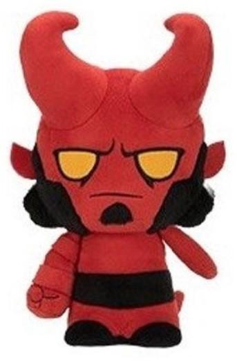 Hellboy mit Hörnern Plüsch ca 22cm stehend Funko Kuscheltier