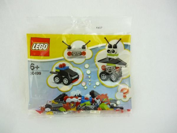 Lego 30499 Roboter Robot / Vehicle Auto Spielset Polybag 6+