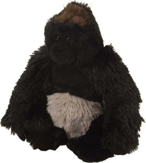 Wild Republic 10885 Cuddlekins Gorilla Silberrücken ca 20cm Plüsch Kuscheltier