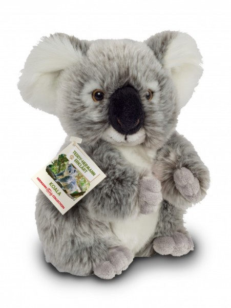 Teddy Hermann 91424 Koalabär ca. 21cm Plüsch Kuscheltier