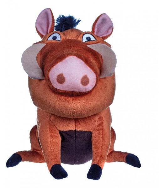Disney König der Löwen ca. 30cm Plüsch Kuscheltier - Pumbaa