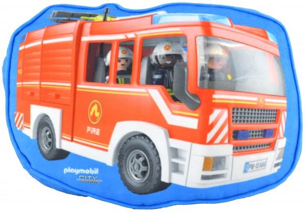Playmobil City Action Kissen Fireman Feuerwehrmann Plüsch ca 35cm