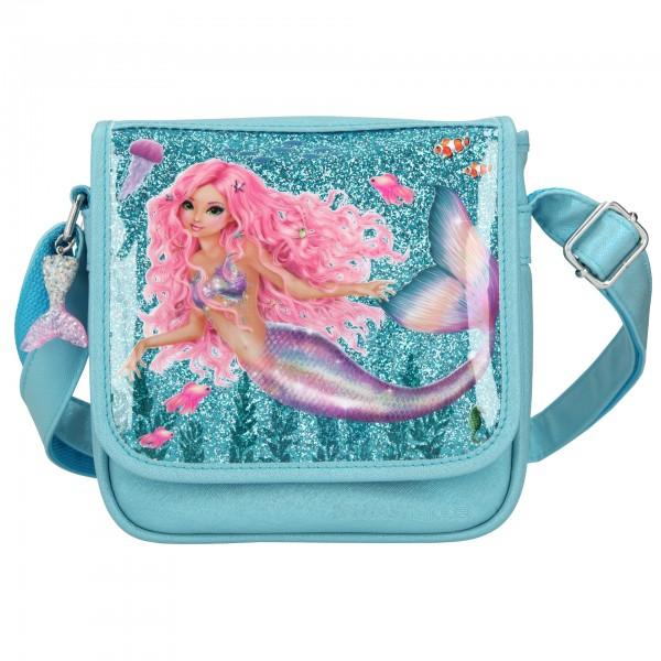 Depesche 11046 Fantasy Model Kleine Umhängetasche Meerjungfrau Mermaid