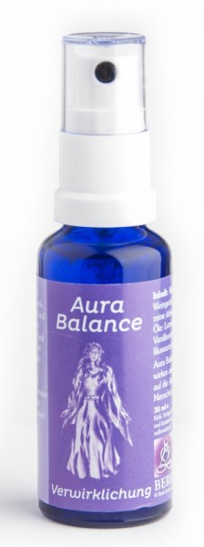 Berk Aura Balance Spray Energiespray SC-079 Verwirklichung
