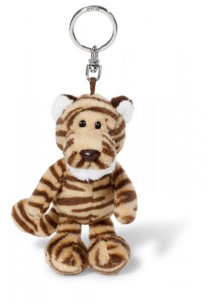 Nici 40208 Schlüsselanhänger Tiger Kofu Bean Bag Plüsch 10cm