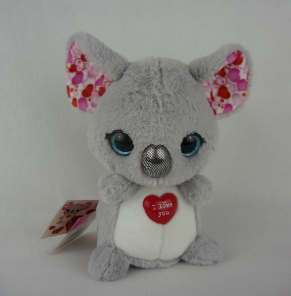 "Nici 39607 Nicidoos Koala Mokiki Love Edition ""I love you"" ca 16cm Plüsch"