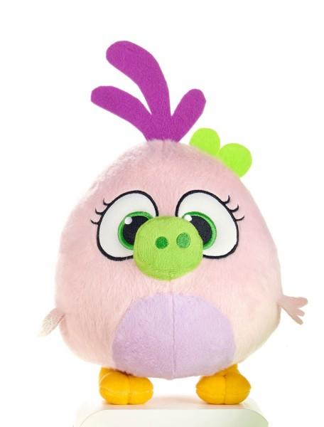 Angry Birds Hatchlings Kuscheltier Plüsch ca. 21cm Rosa