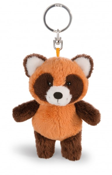 Nici 42282 Schlüsselanhänger Bean Bag roter Panda Red Rod 10cm Plüsch