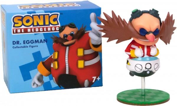 Sonic The Hedgehog Dr. Eggmann Sammelfigur