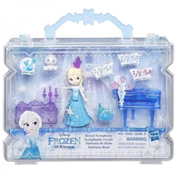 Hasbro Disney Frozen Little Kingdom Moment Royal Symphonie Elsa E2520EU40