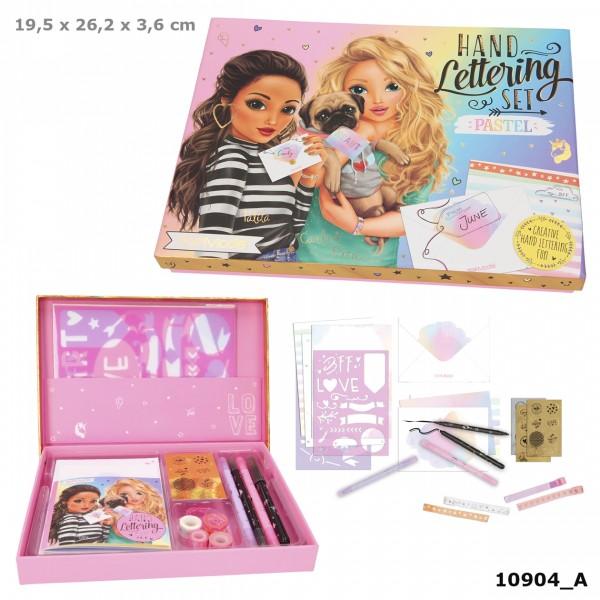 Depesche 10904 TOPModel Briefbox Handlettering Pastell Kreativset Talita Candy